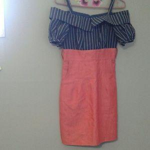 Patriotic sailor dress